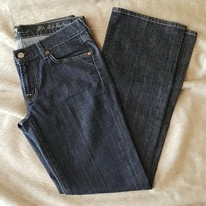 7 for all Mankind-Dark blue-Size 30-petite length